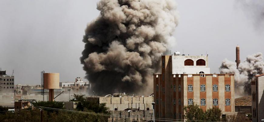 Suudilerden Yemen'de hava saldırısı: 50 ölü