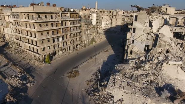 Halep'te ihtiyaçlar, yeni buluşları doğuruyor
