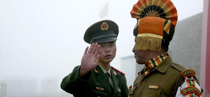 """""""Çin-Hindistan ilişkileri, küresel istikrar ve barış için önemli"""""""