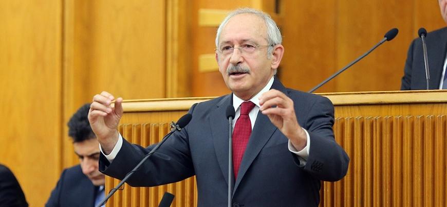 Kılıçdaroğlu: Başbakan'ın sözü, sözcüsüne bile geçmiyor