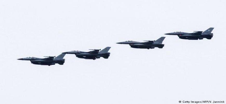 Yunanistan F-16'larını modernize ediyor