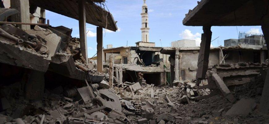 Rejim koalisyonu kuzey Humus'a saldırıyor
