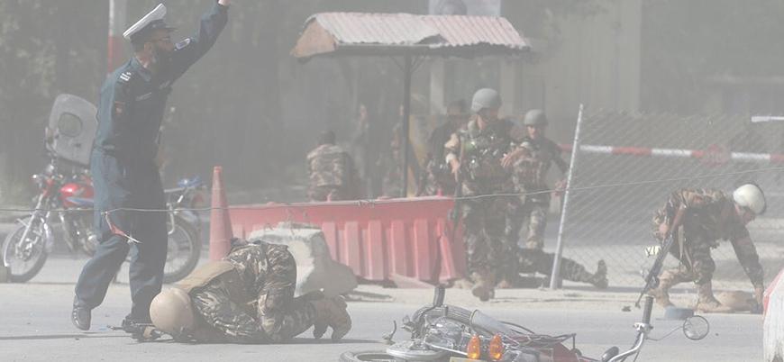 Kabil'de çifte saldırı: En az 20 ölü