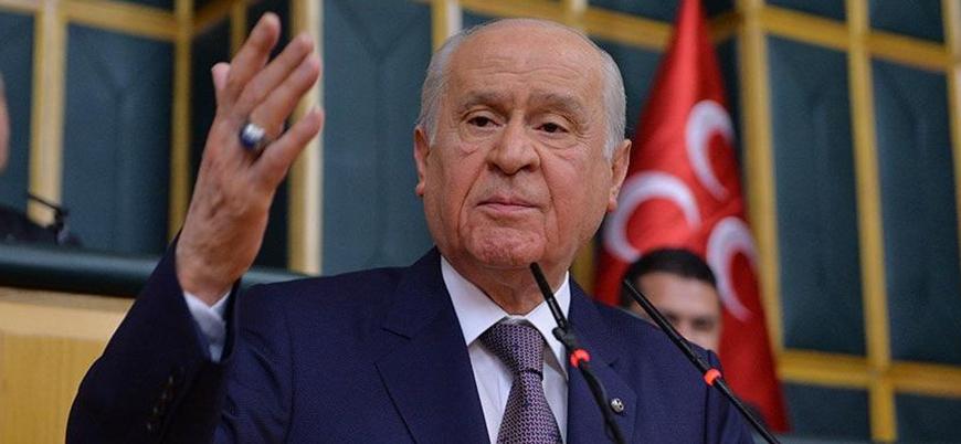 Devlet Bahçeli'den 'İstanbul'da seçimlerin tekrarlanması' çağrısı