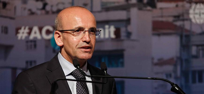 Mehmet Şimşek: Lirada bu kadar hızlı bir değer kaybı öngörmüyorduk