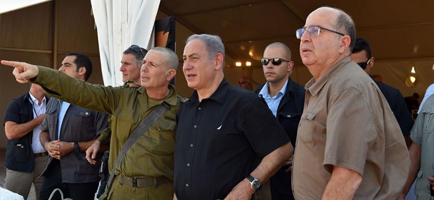 İsrail parlamentosundan Netanyahu'ya savaş yetkisi
