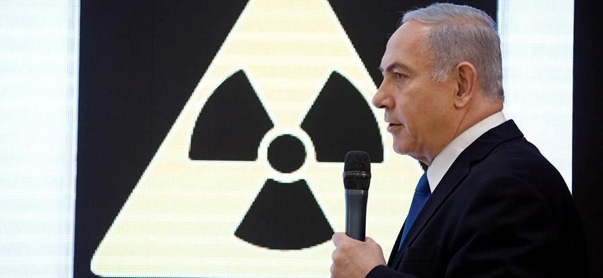 Netanyahu: İran'a yaptırım uygularız diyen Avrupa ülkeleri, neredesiniz?