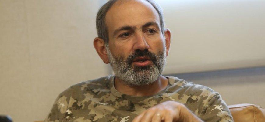 Ermenistan'ın tek başbakan adayı Paşinyan: Parlamento beni seçmezse siyasi bir tsunami çıkar