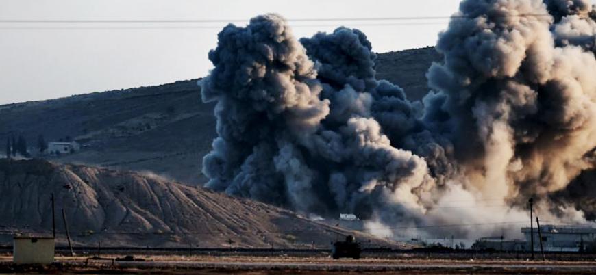 ABD koalisyonu Suriye'de 13 günde 35 sivil öldürdü
