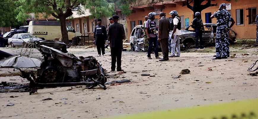 Nijerya'da camiye canlı bomba saldırısı: 42 ölü