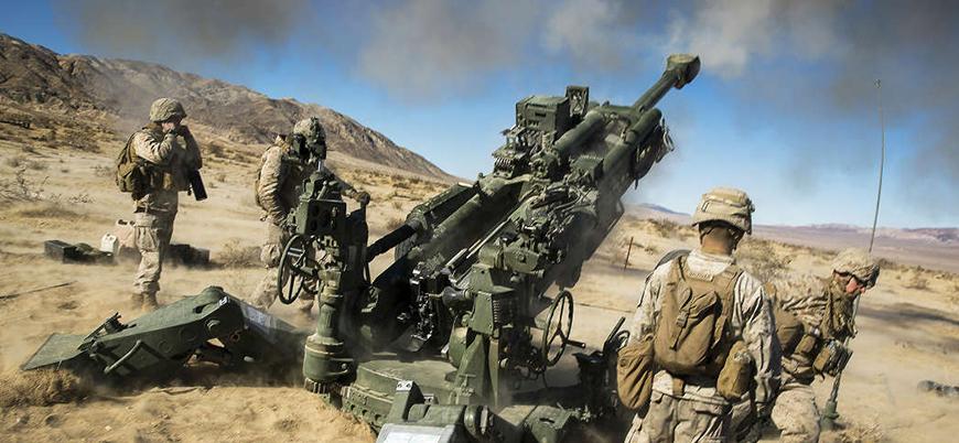 Dünyada askeri harcamalar 2 trilyon dolara yaklaştı