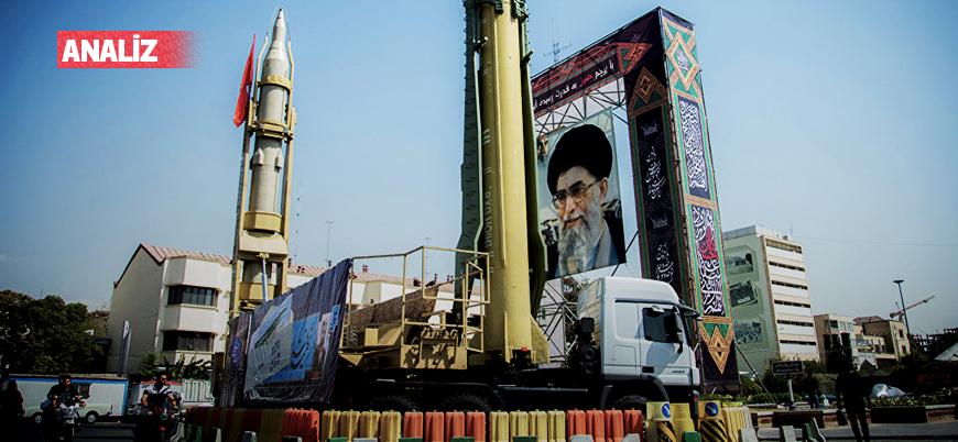 İran'la nükleer anlaşmada 'balistik füze' krizi