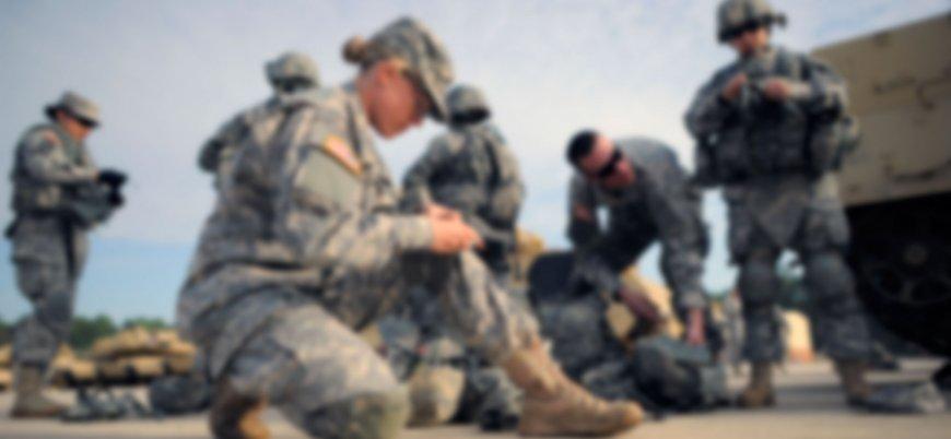 ABD'li kadın askerler cinsel istismar mağduru