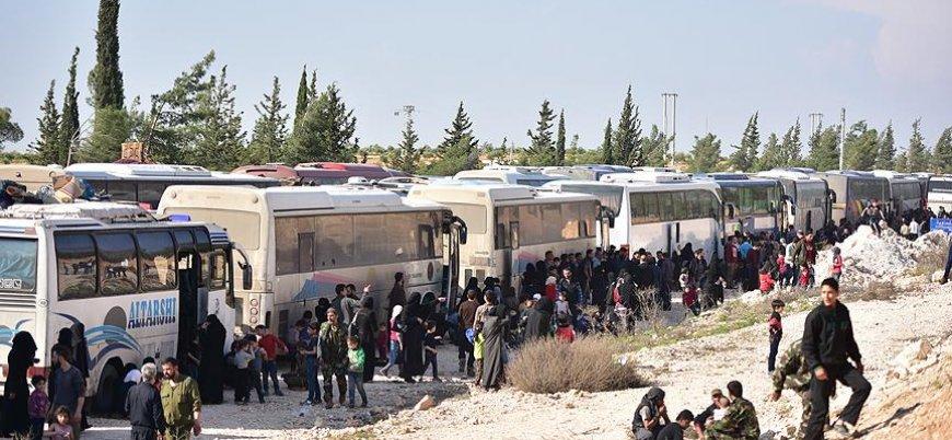 Muhalifler kuzey Humus'u tahliye ediyor