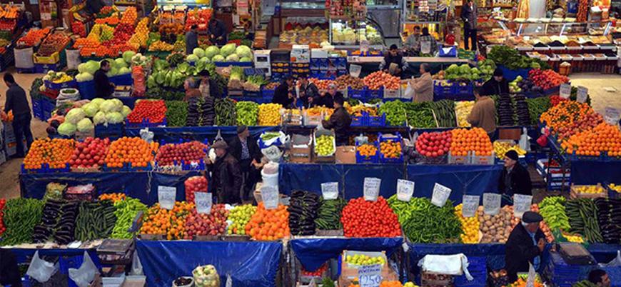 Enflasyonda yıllık artış oranı yüzde 10,85