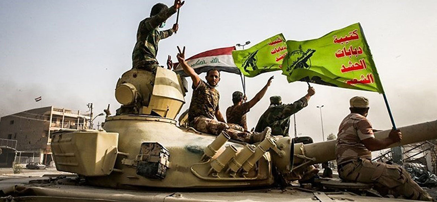 Haşdi Şabi ve PYD'den IŞİD'e ABD destekli ortak operasyon