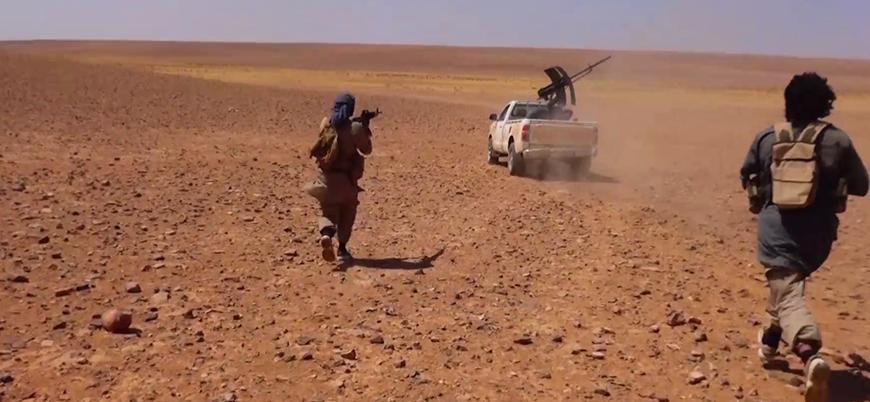 IŞİD Diyala'da saldırdı, üssü ateşe verdi