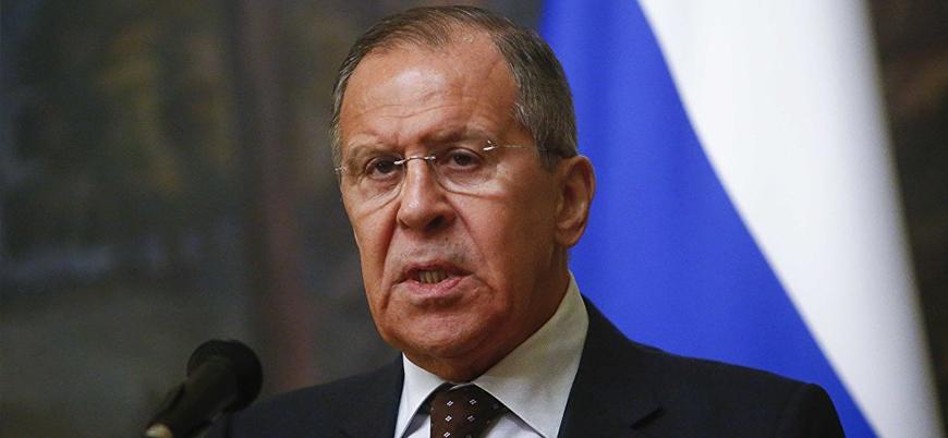 Rusya Dışişleri Bakanı Lavrov: İdlib'de teröristlerle ateşkes yapmayacağız