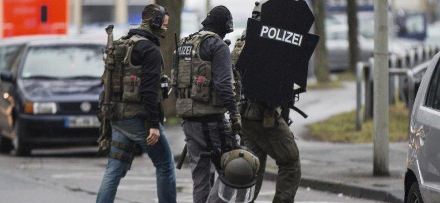 Almanya'da IŞİD şüphelisine gözaltı