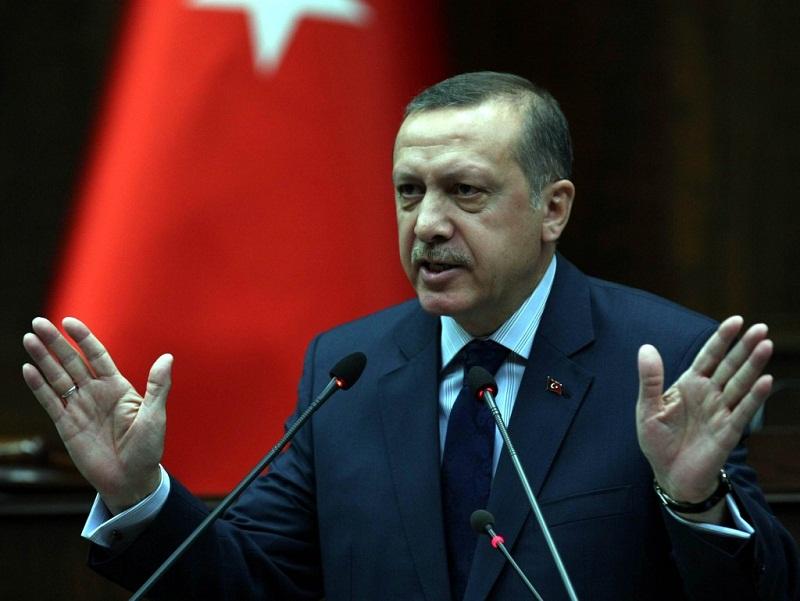 Erdoğan: El Bab'tan sonra sırada Menbic var