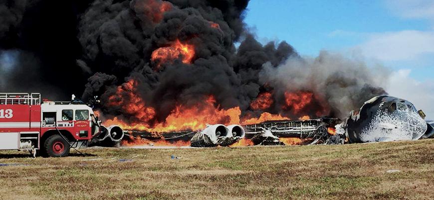27 ABD askeri hava kazalarında öldü