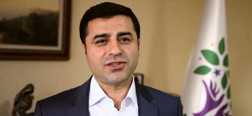 HDP Cumhurbaşkanı adayını bugün açıklayacak