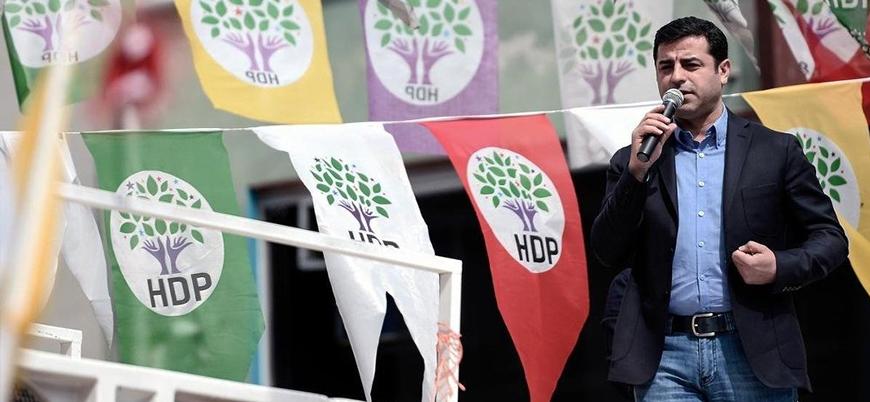 HDP'den Demirtaş tahliye edilsin talebi
