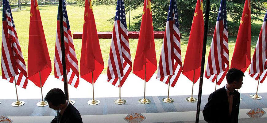 Ticaret savaşında yeni aşama: ABD ve Çin masada