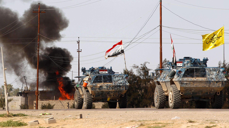 """""""Haşdi Şabi'nin Musul'dan sonraki hedefi Suriye"""""""
