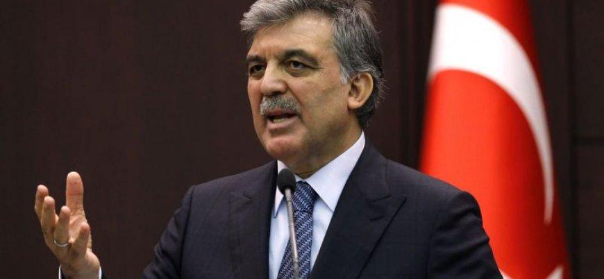 Gül'den 'Akar ve Kalın ziyareti' açıklaması