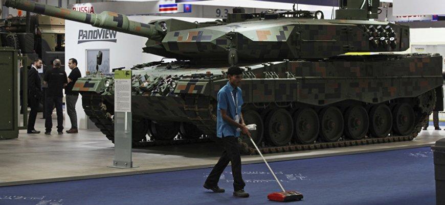 Almanya artık Türkiye'ye daha az silah satıyor