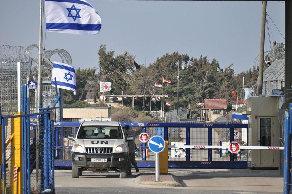 İsrail, sınır güvenliği için 'gizli görüşmeler' yürütüyor