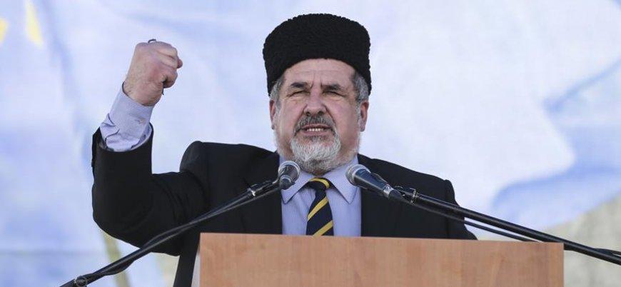 """""""Kırım'daki yasa dışı seçimlere gerçek katılım oranı yüzde 34"""""""