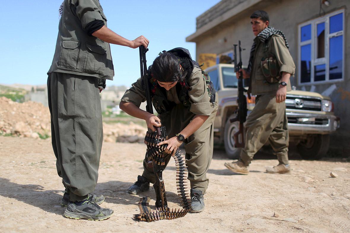 """""""PKK savaşçılarının maaşını Haşdi Şabi ödüyor"""""""