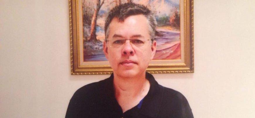 """Rahip Brunson Hristiyan bir Kürt devleti kurmak istiyordu"""