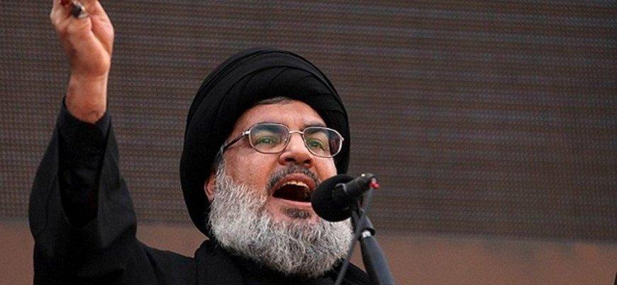 Hizbullah Lübnan'da 'zafer' ilan etti