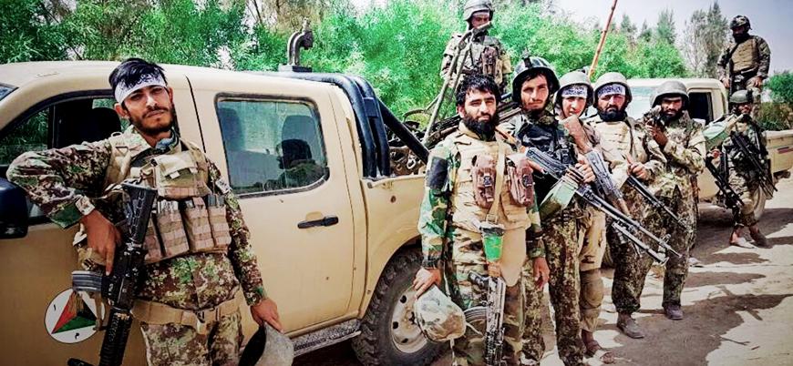 Taliban, Baglan'da bir ilçeyi ele geçirdi