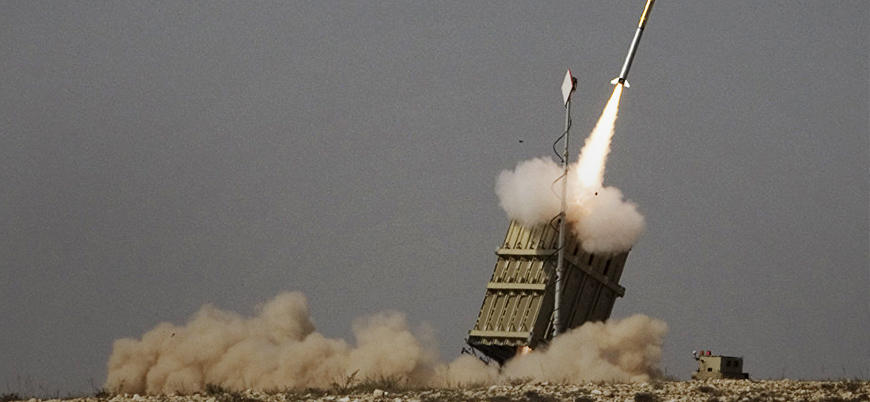 İsrail Golan Tepeleri'ne 'Demir Kubbe' sistemi yerleştirdi