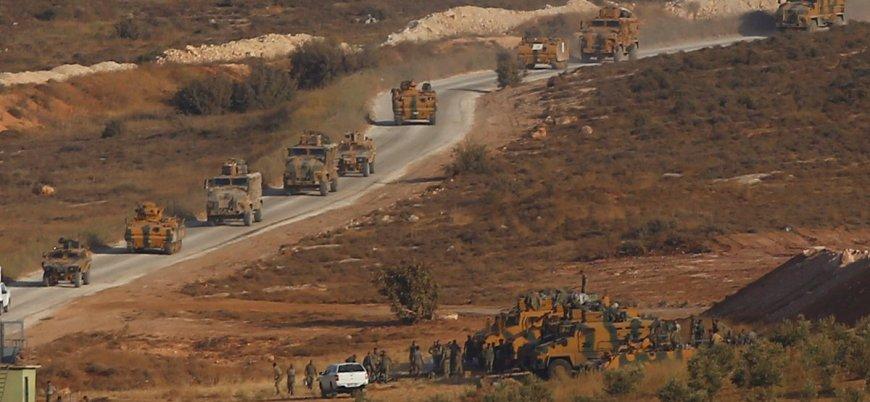 """""""Türkiye İdlib'deki bir gözlem noktasını daha çekiyor"""" iddiası"""