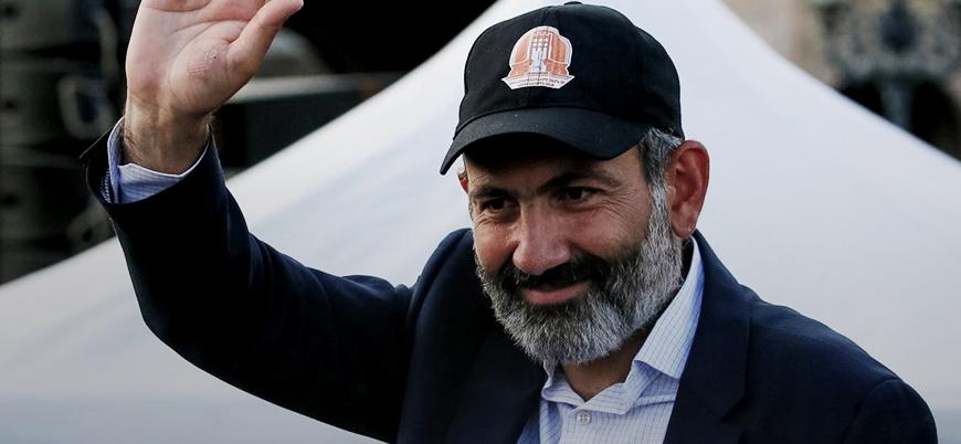 Ermenistan'ın yeni Başbakanı'ndan 'Türkiye' açıklaması