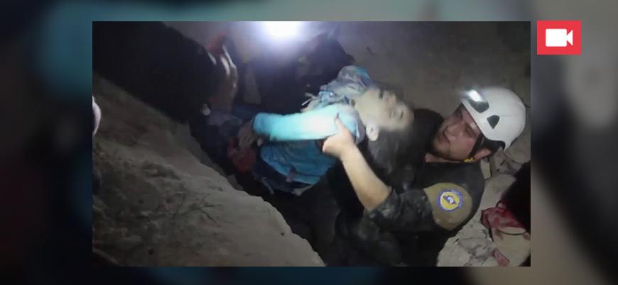 Rusya sivilleri sığınakta vurdu: 10 ölü