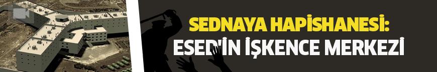 Sednaya Hapishanesi: Esed'in işkence merkezi