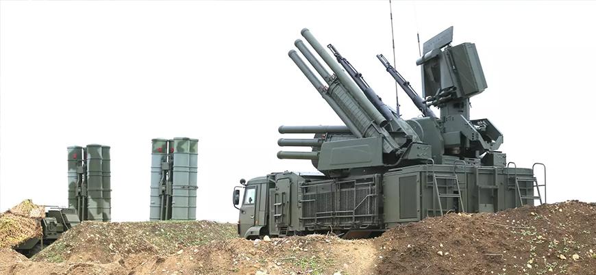 """""""Suriye hava savunması İsrail füzelerinin yarısından fazlasını imha etti"""""""
