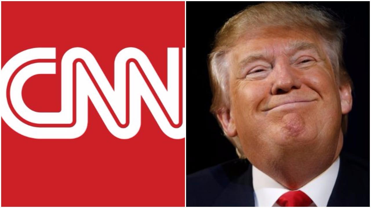Trump: CNN'den nefret ediyorum