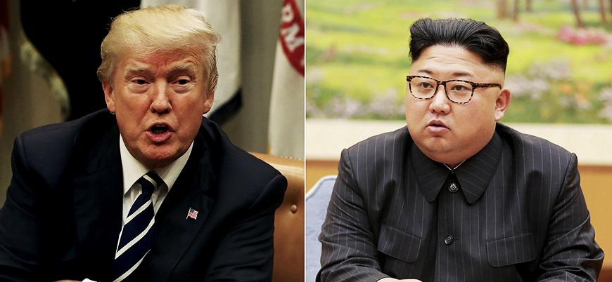 Trump - Kim Jong-un görüşmesi Singapur'da olacak
