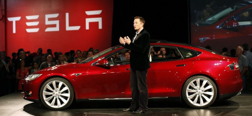 Tesla'dan 'Türkiye' hamlesi