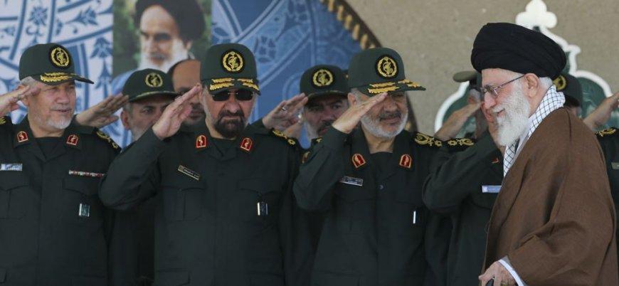 ABD'den İran'a 'Devrim Muhafızları' yaptırımı