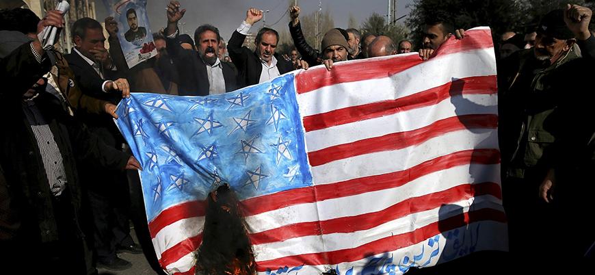 ABD: İran bölgesel güvenliğe tehdit