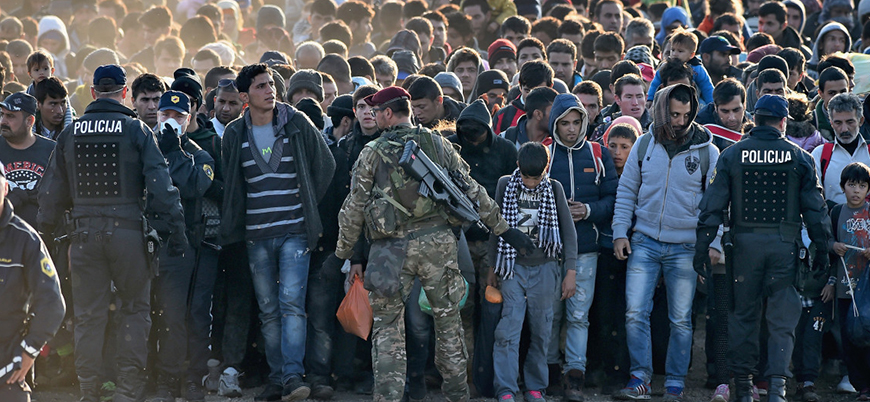 Her gün yaklaşık 30 bin insan mülteci oluyor