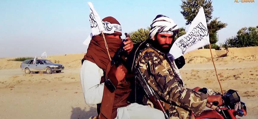 Taliban: ABD IŞİD'i kurtarmaya devam ediyor